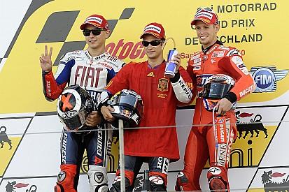 Galería: los ganadores en Sachsenring en los últimos diez años