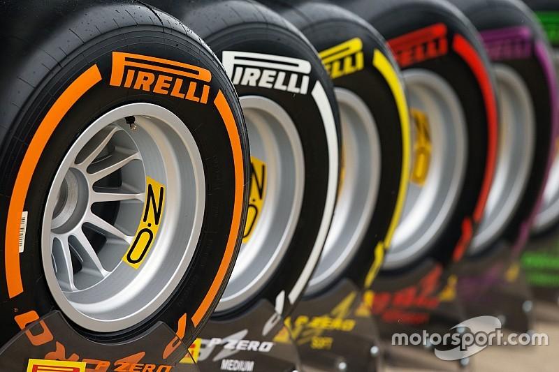 ピレリ、メキシコGPの持ち込みタイヤを発表