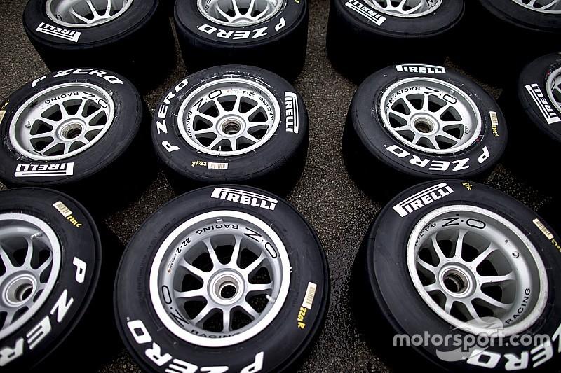 Pirelli anuncia seleção de pneus para GP do México