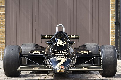 En venta el hermoso Lotus 91 de 1982