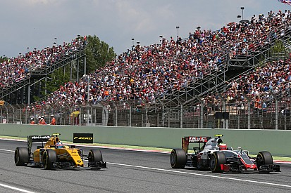 Palmer diz que Renault pode superar Haas no segundo semestre