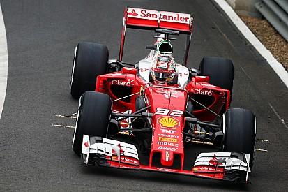 Formel-1-Technik: Neuerungen beim Silverstone-Test