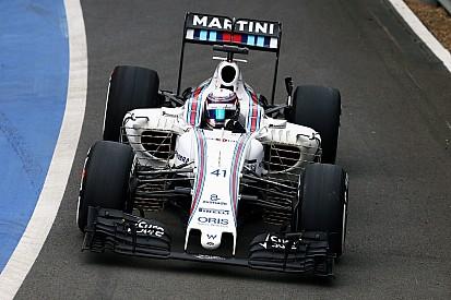 Williams usará piso nuevo en el GP de Hungría