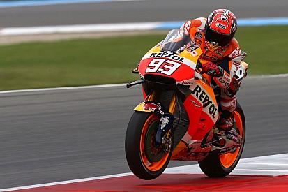 """Marquez diz que vantagem sobre Rossi """"não é suficiente"""""""