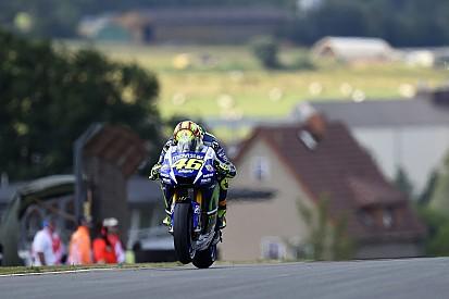 """Para Rossi, pneus são """"ponto de interrogação"""" na Alemanha"""