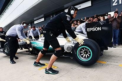 Pirelli tente d'apaiser les craintes sur les avantages des tests 2017
