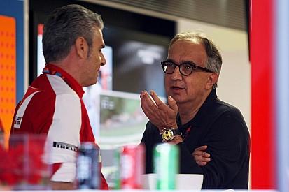 ماركيوني يعقد اجتماعاً في مارانيللو لمناقشة وضع فيراري الحاليّ
