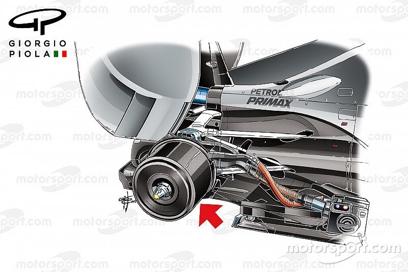 Formel-1-Technik: Diskussionen um Reifendruck nur heiße Luft?