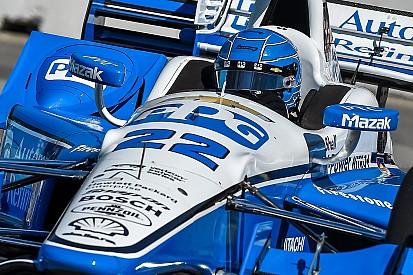 Pagenaud topt Penske 1-2-3, crash voor Montoya