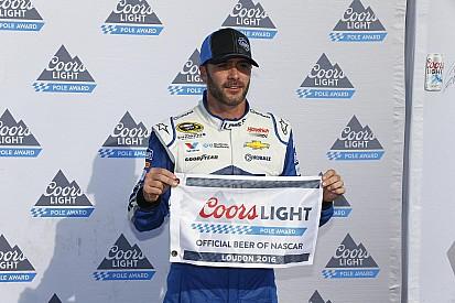 Jimmie Johnson consigue su primera pole position del año en New Hampshire
