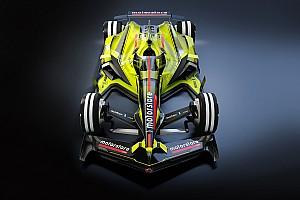 معرض صور: تصميمٌ متخيّل لسيارات الفورمولا واحد في 2030