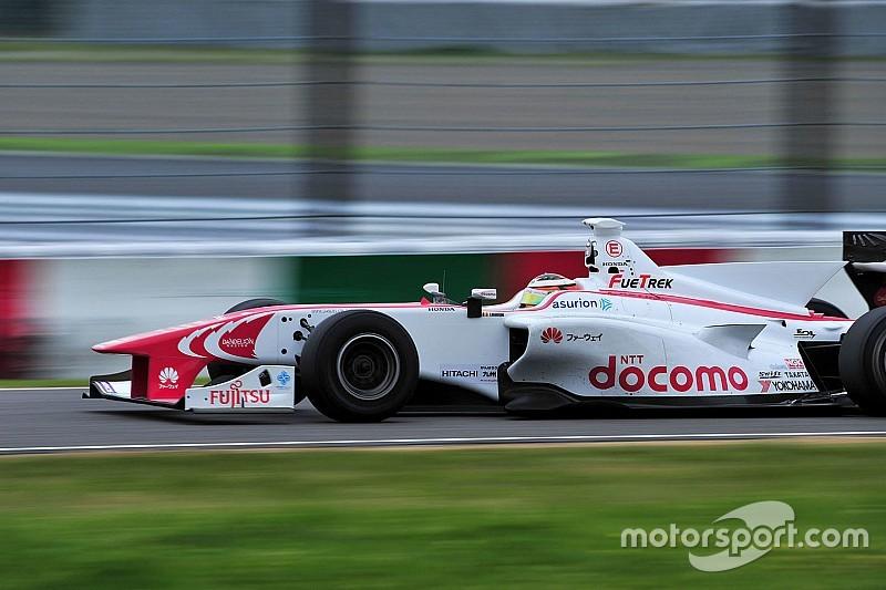 Super Formula Fuji: Vandoorne scoort eerste pole position
