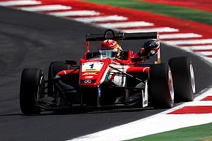 F3-Euro Reporte de calificación Prema domina en Zandvoort