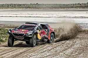 Rallye-Raid Rapport d'étape Étape 7 - Troisième victoire d'étape pour Despres