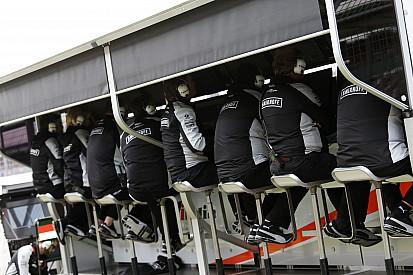 """Force India: """"La regla de las radios es ridícula"""""""