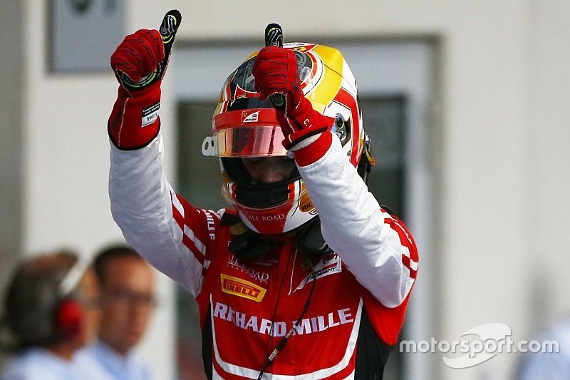 Leclerc - ART Grand Prix, tel un team de F1