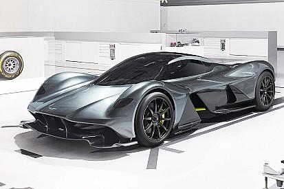 Bientôt une sportive Aston Martin à moteur central?