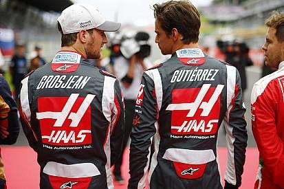 Haas no decidirá su alineación de pilotos hasta septiembre