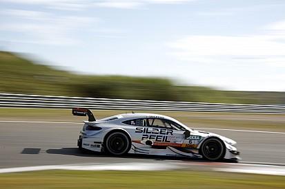 DTM in Zandvoort: Robert Wickens holt Pole-Position für Mercedes