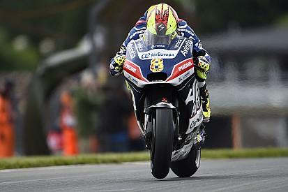 """Barbera: """"Sachsenring past goed bij mijn motor en rijstijl"""""""