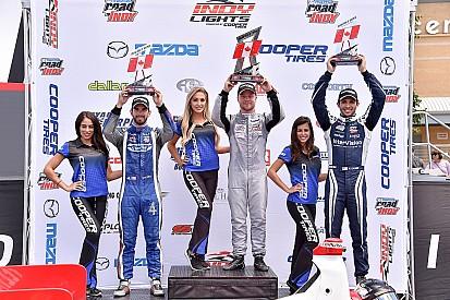 Rosenqvist venció en Toronto y Urrutia fue cuarto