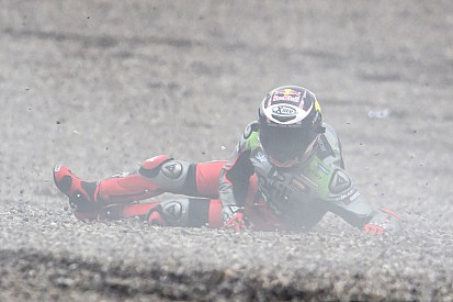 برادل يُعاني من ارتجاجٍ في المخّ ولن يشارك في سباق ألمانيا