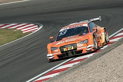 DTM in Zandvoort: Audi-Fahrer Jamie Green erobert Pole-Position