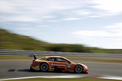 Jamie Green e l'Audi in pole per Gara 2 a Zandvoort