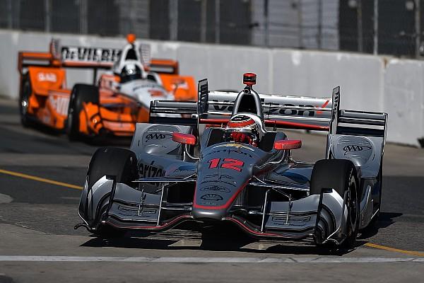 IndyCar Power vence a terceira no ano; Castroneves é 2° e Kanaan, 4°