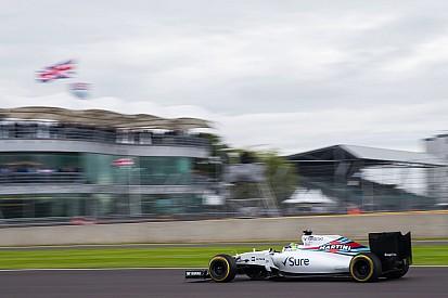 Symonds: Williams, gelecek sene 2014 başarısını tekrarlayabilir
