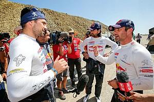Rallye-Raid Rapport d'étape Étape 9 - Despres reprend un peu d'air par rapport à Loeb