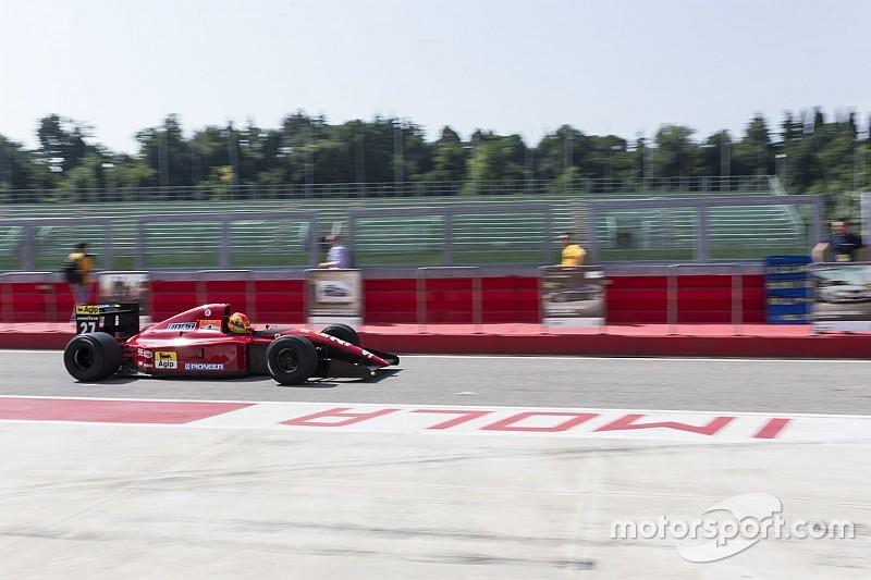 Imola unterschreibt Vertrag mit Bernie Ecclestone für den Grand Prix von Italien