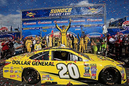 Matt Kenseth centra una bella vittoria nella gara in New Hampshire