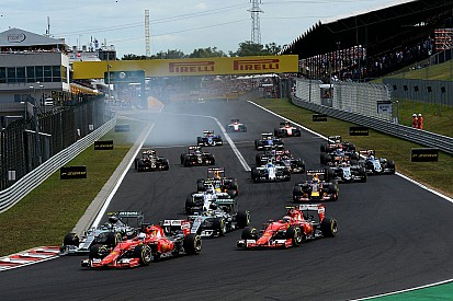 Analysis: Hungaroring track changes put lap records in sight