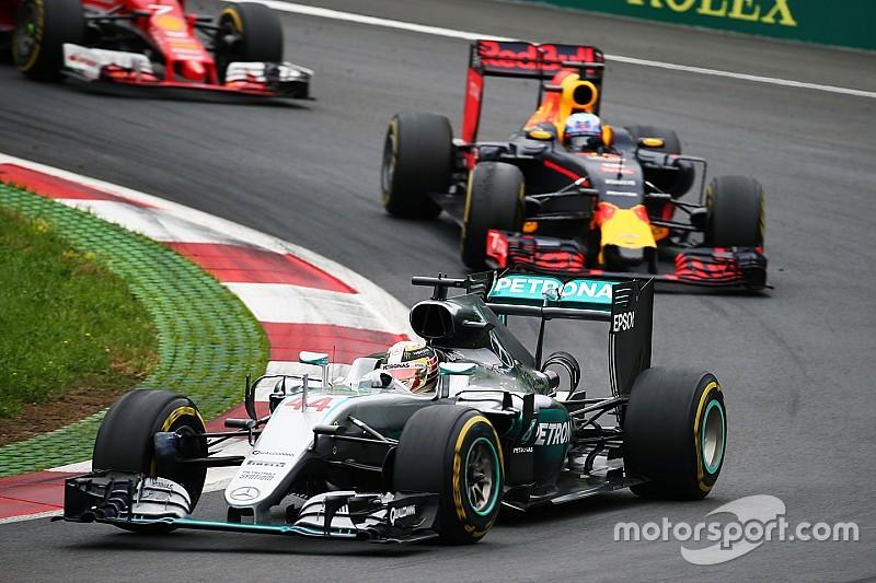 Mercedes necesita un fin de semana perfecto para batir a Red Bull