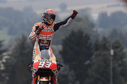 Márquez, une victoire avec une moto reconstruite en moins de deux heures