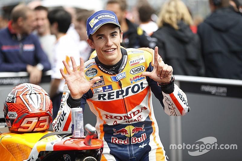 Le changement de moto de Márquez était bien légal