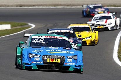 Audi n'avale pas la pénalité infligée par erreur à Mortara
