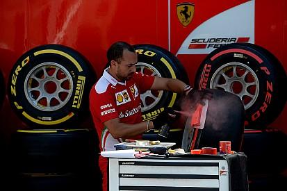 Seleção de pneus para Alemanha tem Ferrari com os mais macios