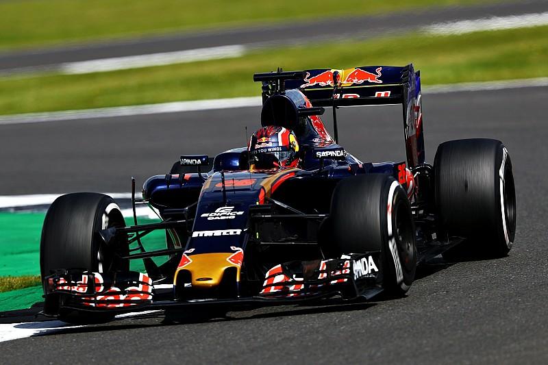 Рання угода на двигуни - велика перевага для Toro Rosso