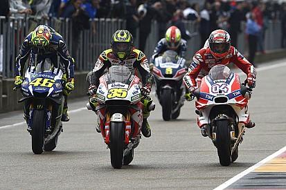 MotoGP-Boxenfunk? Rossi: Ja - Dovizioso & Marquez: Nein