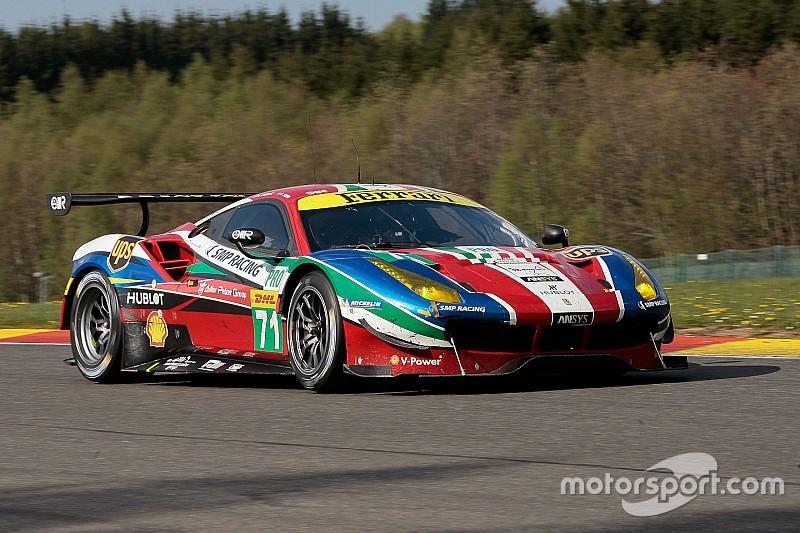 """Rigon: """"Le Mans è alle spalle. Al Nurburgring correremo con il coltello tra i denti"""""""