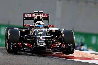 Lotus F1 takımı Renault'ya satılmadan önce 57 milyon £ zarar etmiş