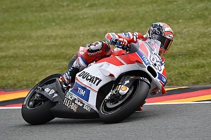 Dovizioso mène la première journée d'essais sur le Red Bull Ring