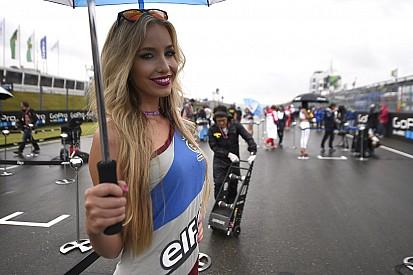 Fotogallery: le ombrelline del GP di Germania di MotoGP