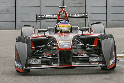 Jacques Villeneuve quiere volver a la Fórmula E