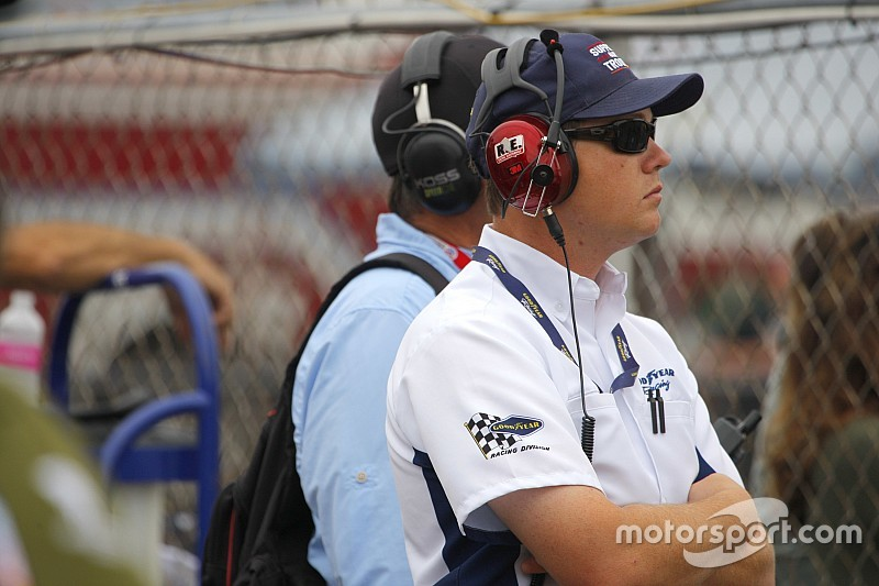 Goodyear prepared for both new and current rules package at Michigan