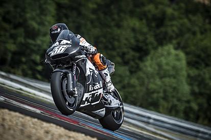 KTM estreia como wild card em Valência