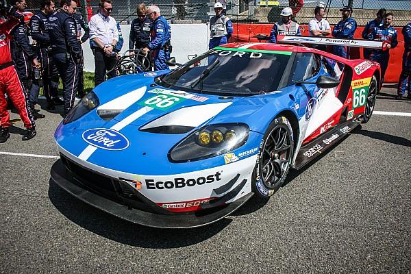 Ford veut poursuivre sur sa lancée sur le Nürburgring