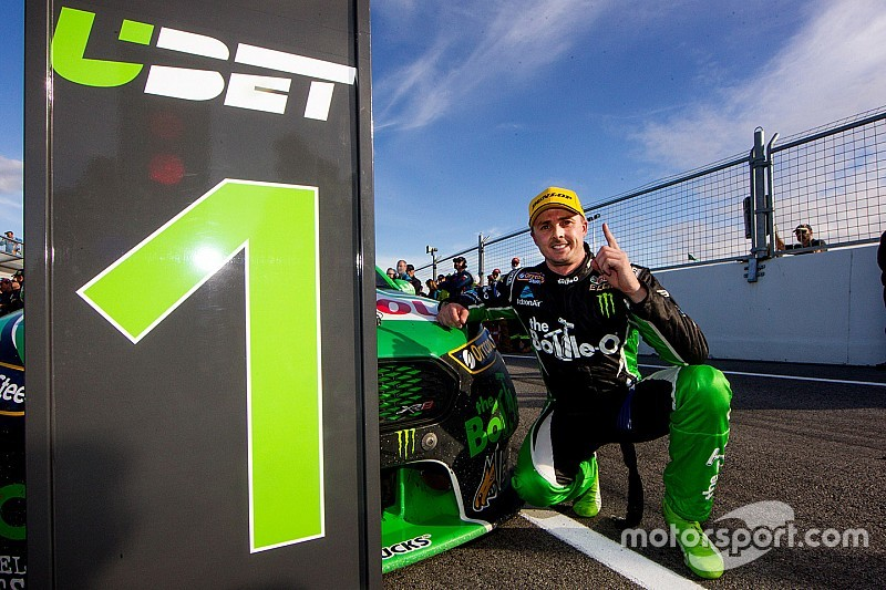 Dauerbrenner: Supercars-Champion Mark Winterbottom fährt 400. Rennen